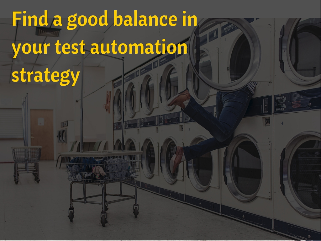 Types of Software Testing Automation