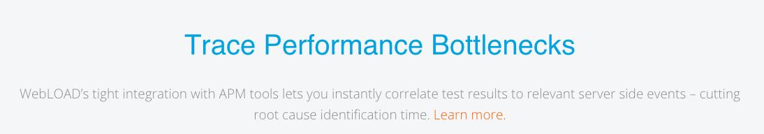 WebLOAD. Teststudio_mobile_testing_management_tool_review_feature