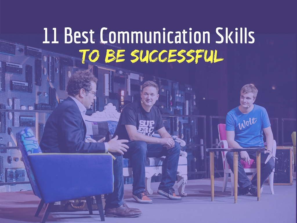 Importance Of Communication Skills In Business, Workplace