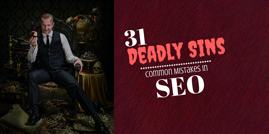 Most Common Bad SEO Mistakes and Practices To Avoid