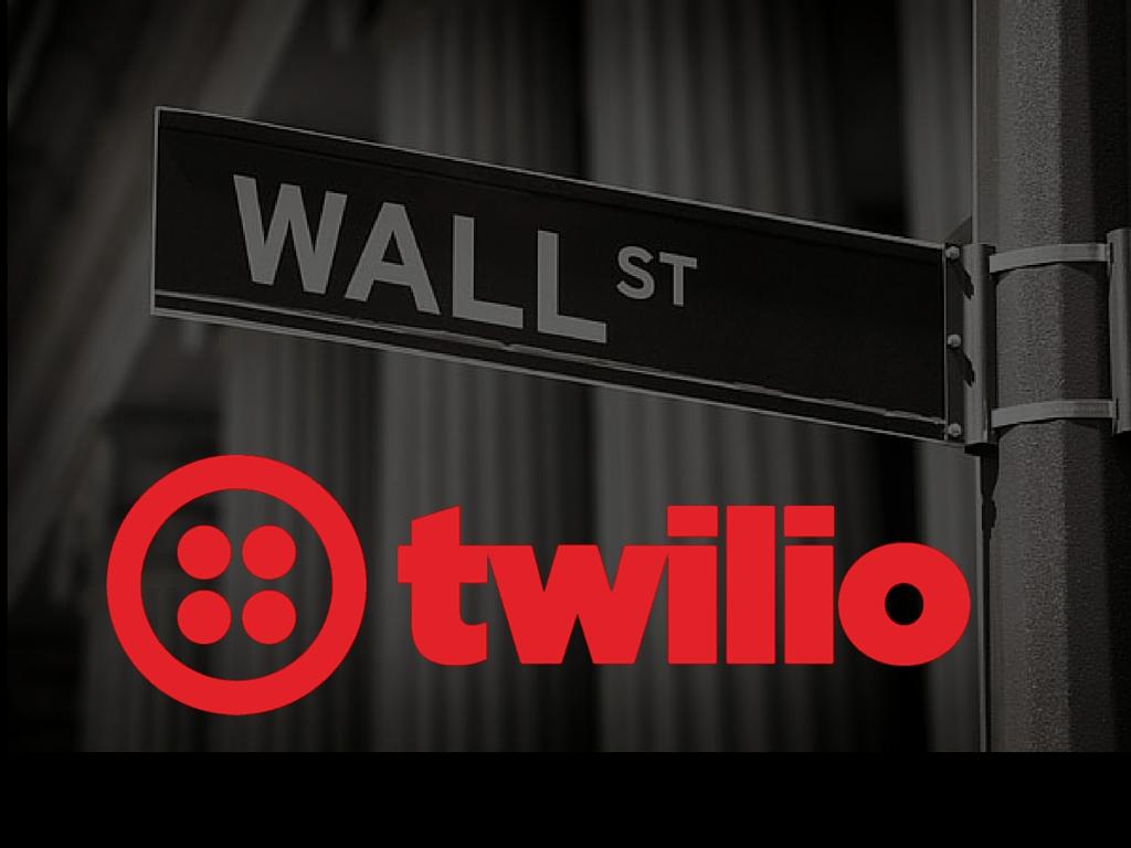 What was twilio stock ipo price
