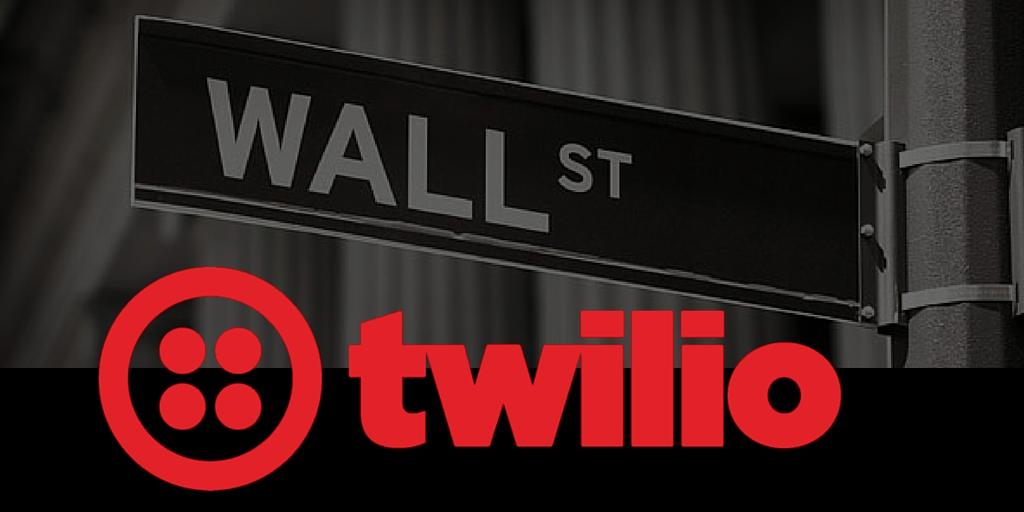 Twilio IPO