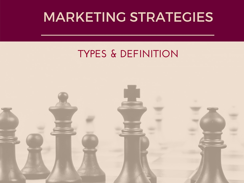Marketing options definition