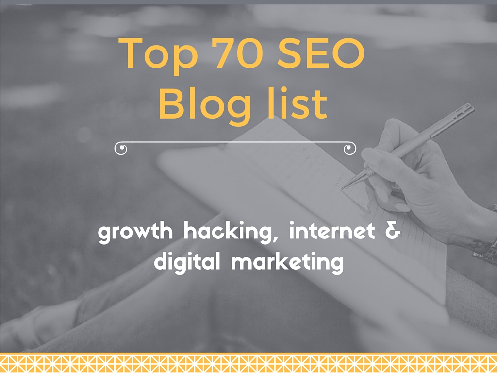 SEO Blogs List