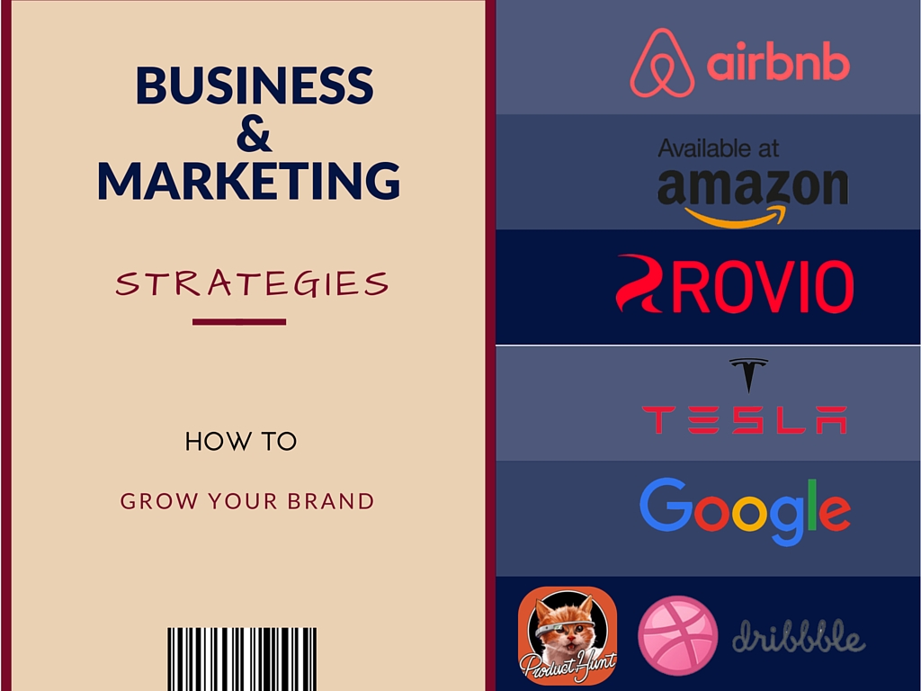 Business and marketing Strategies Top 7 Examples You Should