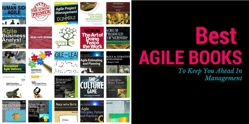 Top 32 Agile Books Free & Paid, To Keep You Ahead In Agile Management