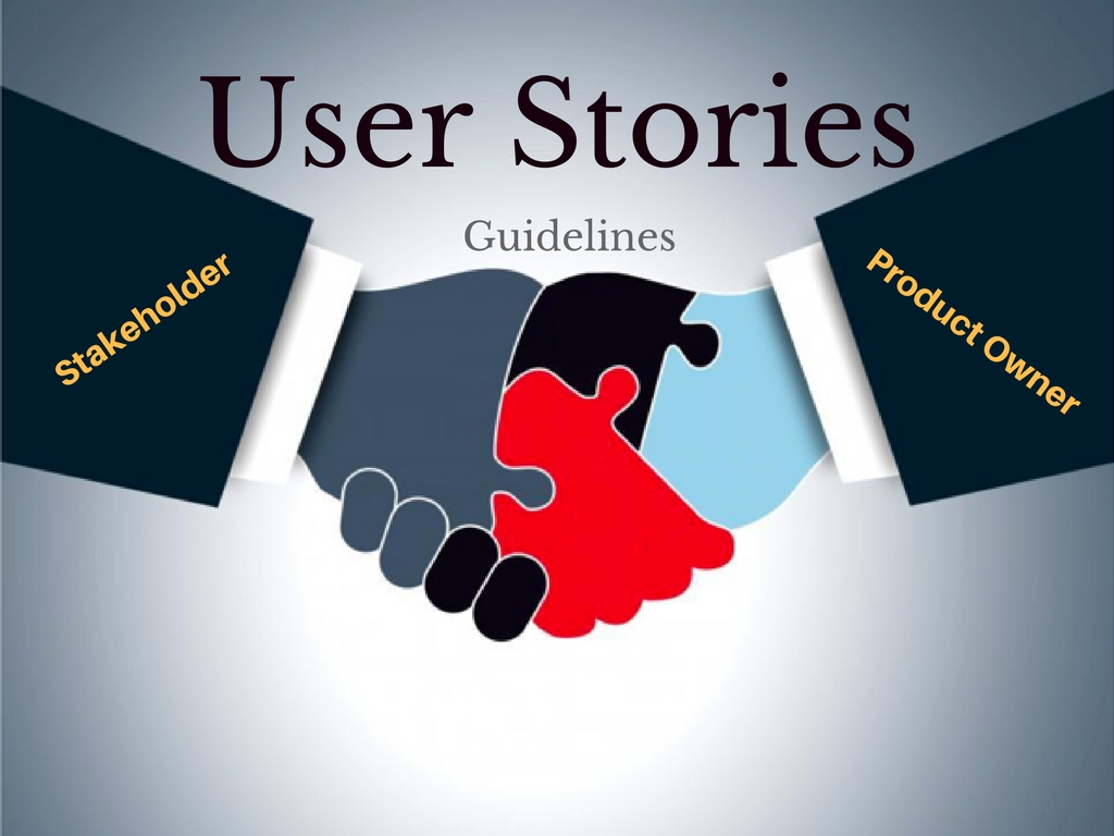 User Stories applied guide in agile scrum, User Story best practices
